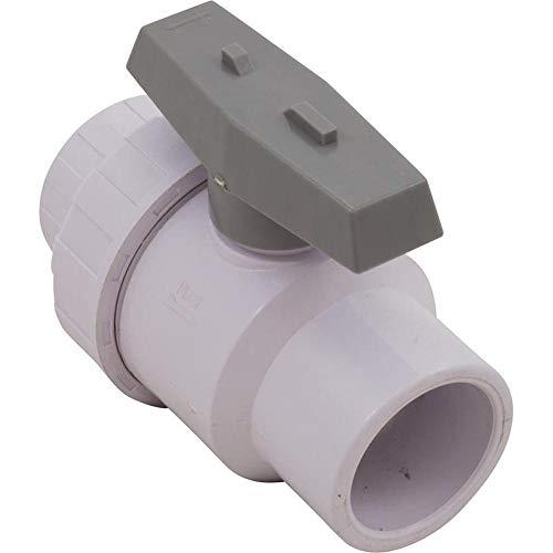 Válvula de bola de productos moldeados personalizados (2 en S, con unidad, no Nsf)