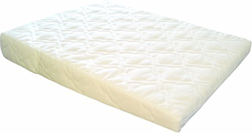 Bed Wedge Incline - The Wedge - Snoring Pillow - Triangle Pillow - 9 Inches Pillow - With 383 Thread Count Padded Cover White 30 By 26 By 9 Inches - Best Foam Bed Wedge Relieves Acid Reflux, Snoring, Heartburn, Congestion Relief