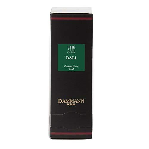 Dammann Freres Tee - Bali Grüner Tee - 24 Cristal Teabags