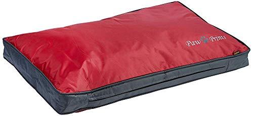Cheeko Kool matras waterdicht bed, 120 cm, rood