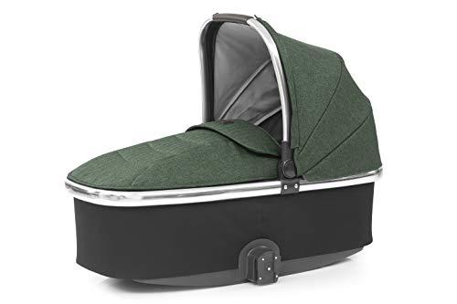 Oyster Zero Capazo Alpino Verde en chasis de espejo 4.69 kg