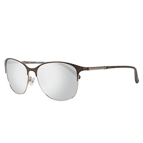 Gant Sonnenbrille GA8051 5749G Montures de Lunettes, Marron (Braun), 57 Femme