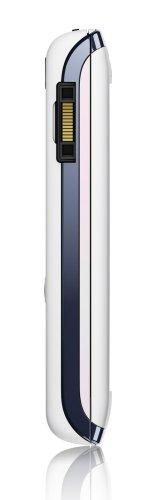 Sony Ericsson Aino Handy (UMTS, WiFi, 8 MP, Dockingstation, inkl. 8GB Speicherkarte) Luminous White
