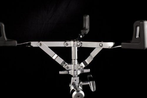 Pearl S930 Snare Stand, New Uni-Lock, New Collars and New Trident Design Tripod