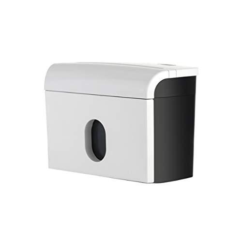 Amazing Deal ciko Paper Shredder,5-Sheet,Credit Card Shredder Basket for Small Home Office Use,White