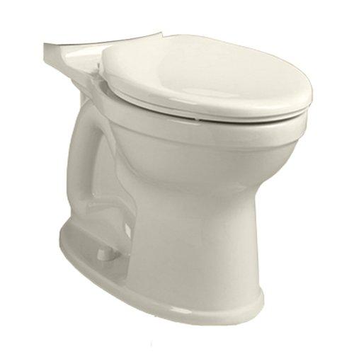 American Standard 3395A001.222 Champion-4 HET Right Height Elongated Toilet Bowl, Linen