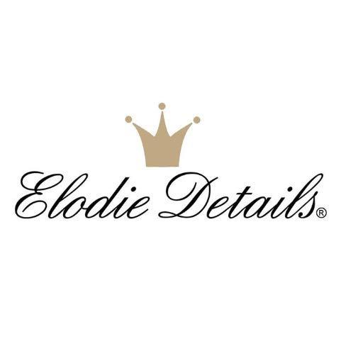 ElodieDetails(エロディディティールズ)おしゃぶりクリップおしゃぶりホルダーおしゃれ新生児北欧PacifiersclipsPowderPink103170