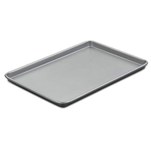 Cuisinart AMB-BS Chef's Classic Non-Stick Metal Baking Sheet – gray 11 x 17