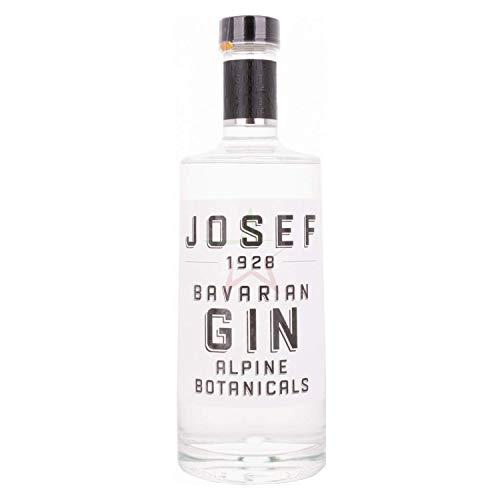 JOSEF Bavarian Gin Alpine Botanicals 42,00% 0,50 Liter