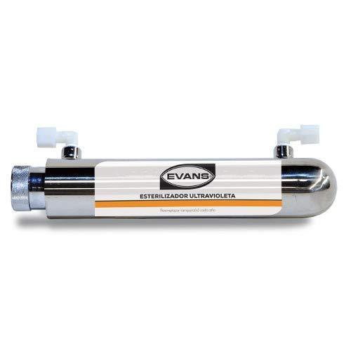 Lampara Ultravioleta de 6 watts 3 LPM para uso en filtros de agua EVANS