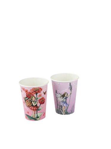 FLOWER FAIRIES FLF-CUP - Vaso desechable