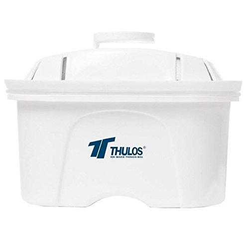 Thulos - 3 Recambios para Jarra Purificadora De Agua Thulos Th-Hs-518