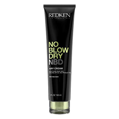 Redken No Blow Dry Airy Cream, 150 ml