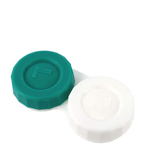 Sports Vision's Kontaktlinsenbehälter – Flach Design CE-gekennzeichnet und FDA-zugelassen 10 Stück - 7