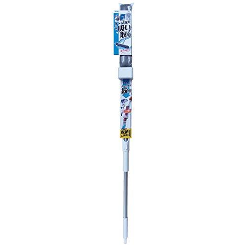 アズマ フローリングワイパー 吸水スポンジワイパースリム 拭き幅:約33cm 使用時全長:約120cm 驚きの吸水力。水・水滴をグングン吸い取る。 FL536