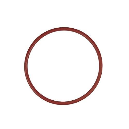 Saeco 140325962 ORIGINAL Dichtung Dichtring O-Ring 58mmØ Rot für Heizung z.T. POEMIA VIA VENEZIA VENETO HD8423 RI9345 Kaffeeautomat Kaffeevollautomat Kaffeemaschine auch Gaggia Philips 996530013534