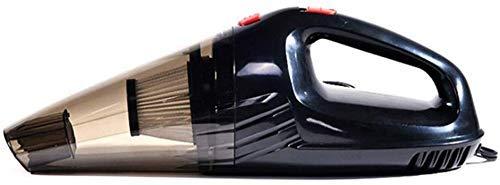 LIZANAN Aspiradora Bajo nivel de ruido del vacío del hogar del limpiador de múltiples funciones del cigarrillo del coche de mano de tipo ligero aspirador portátil 120W coche coche coche eléctrico coch