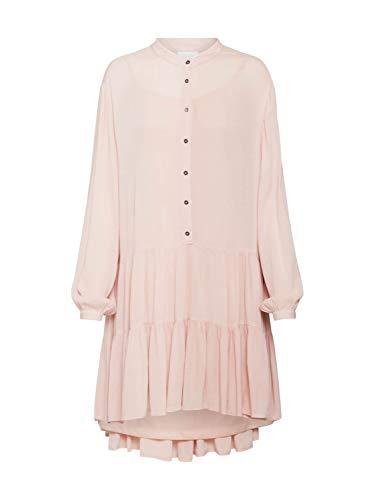 Vila Damen Blusenkleid rosa 40