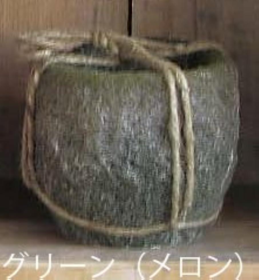 何かカーフ普通の[スパイス] CALDERA CANDLE L アロマキャンドル SEE701GR メロン