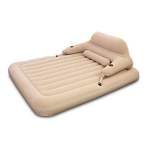 Auto-Luft-Bett, Einbauschränke Elektropumpe Aufbewahrungstasche Und Wartung Pad Abnehmbare Rückseitige Aufblasbare Kissen for Die Passagier- Und Innengebrauch