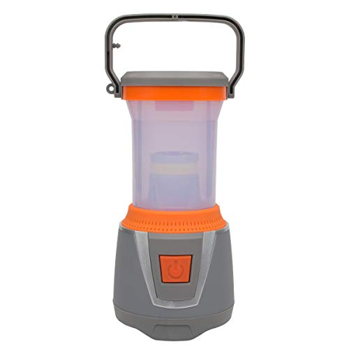 UST 45-Day LED Portable 360 Lumen Water Resistant Lantern with Hook for Camping, Hiking, Emergency and Outdoor Survival