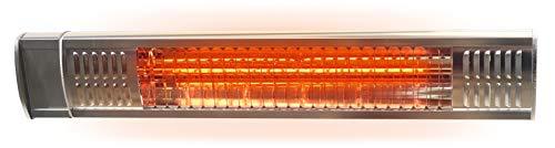 Gardigo - Estufa Lampara Exterior; Calefactor Eléctrico