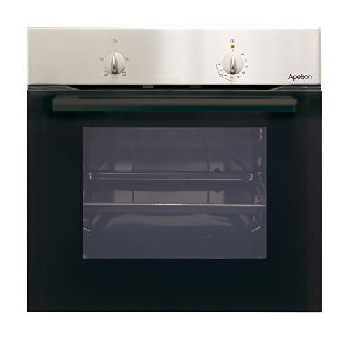 Apelson | Horno Multifunción | Modelo AST 510 | 5 Niveles para colocar bandejas | Cocción tradicional | Horno con Grill |Clase de eficiencia energética A