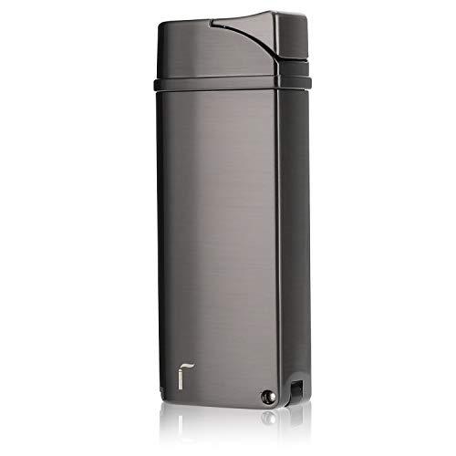 CiTree Torch Lighter, 2 Jet Flame Butane Lighter with Cigar Punch