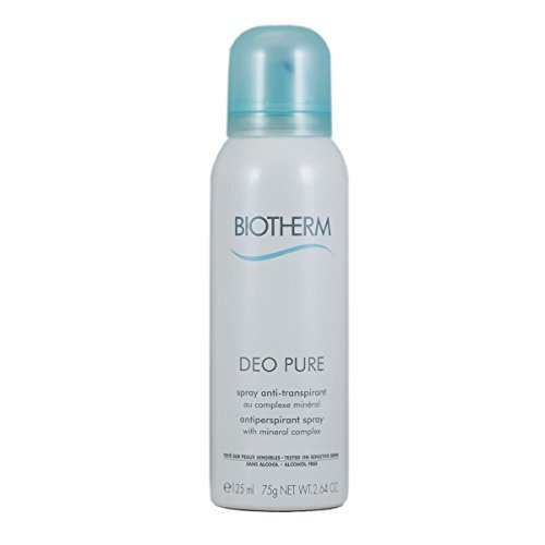 Biotherm Deo Pure Anti-Transpirant Spray, 125 ml
