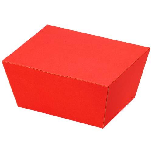 株式会社東光 PAOTOKO うす絹柄 BOX ルージュ 100個 焼き菓子用 箱 パッケージ ラッピング トータルパッケージ 手作り 包装 持ち歩き 贈答品 土産 プレゼント ギフト RC829666