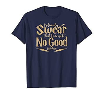 Harry Potter I Am Up To No Good T-Shirt