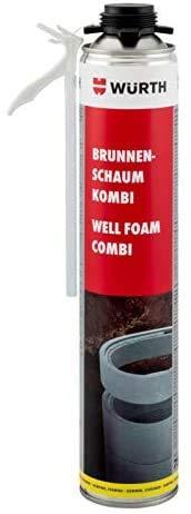 Würth Brunnenschaum Kombi KOMBISCHAUM-1K-BRUNNENSCHAUM-750 ml
