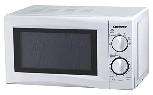 Corberó CMICG220W MICROONDAS DE Libre INSTALACION, 700 W, 20 litros, Ceramic, Blanco