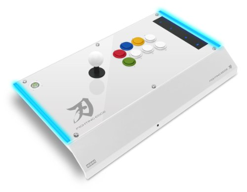 HORI Fighting EDGE for Xbox 360, White