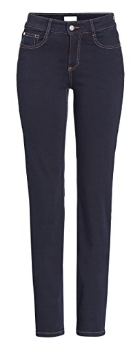 MAC Damen Jeans Angela 5240 dark rinsewash D801 (44/34)