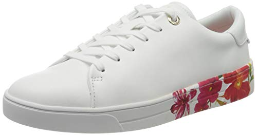 Ted Baker Circee Womens Fashion Trainers in White - 7.5 US