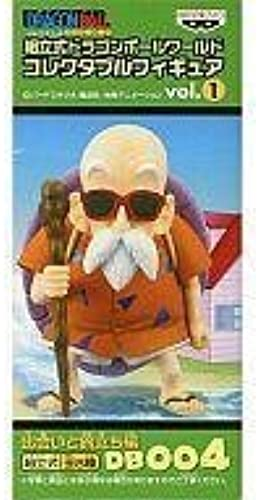 And vol.1 encounter prefabricated Dragon Ball World Collectible Figure departure Hen DB004 [Roshi] (japan import)