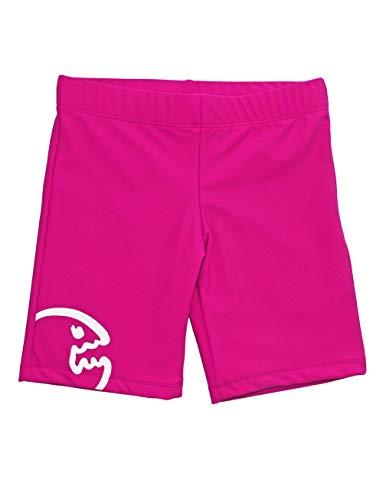 iQ-UV Kinder Strand und Meer Badeshorts, Pink, 152-158