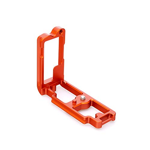 3 Legged Thing Zelda L- Bracket for Nikon z Series Cameras - Copper Arca Swiss Compatible with FTZ Adapter