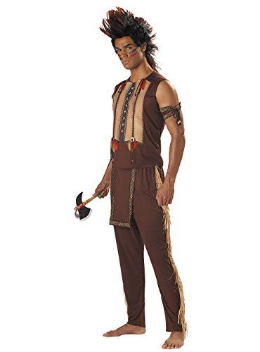 Generique - Indianer Häuptling Kostüm Herren - L