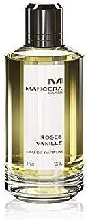 100% Authentic MANCERA Roses Vanille Eau de Perfume 120ml Made in France + 2 Mancera Samples + 30ml Skincare?/ 120ミリリットル+ 2個のManceraサンプル+ 30ミリリットルのスキンケアフランス製100%本物MANCERAバラヴァニラオー?ド?香水