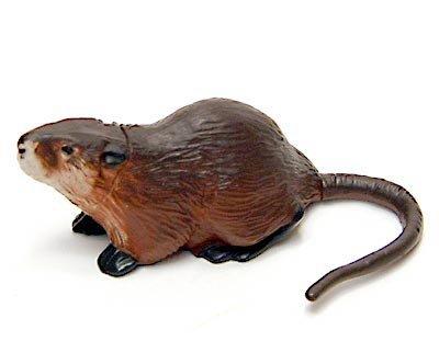 食玩 チョコエッグ 日本の動物 第3弾 066 ヌートリア