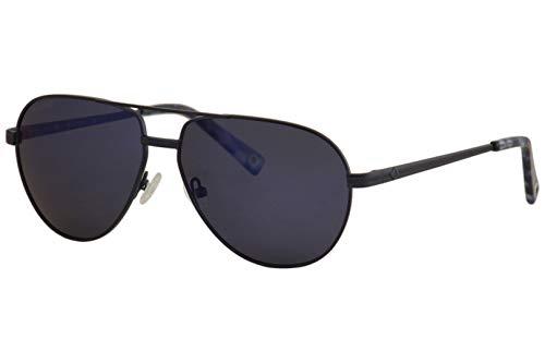 Sperry Top-Sider Billingsgate Sunglasses - Frame Matte Navy, Lens Color Navy SPBILLINGSGATE03