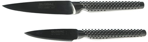 Global Knife G-2346 kitchen-utility-knives Global 2-Piece Knife Set (GSF-23 GSF-46), 2.1, Stainless Steel
