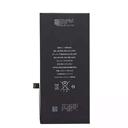 MPBATT Battery Replacement Compatible for iPhone 8 Plus High Capacity Battery Repair Kit 3300mAh A1864, A1897, A1898