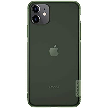 """Nillkin Case for Apple iPhone 11 (6.1"""" Inch) Nature Series Back Soft Flexible TPU Green Color"""