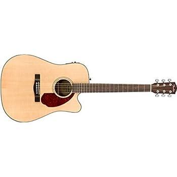 Fender CD-140SCE Natural + Estuche: Amazon.es: Instrumentos musicales