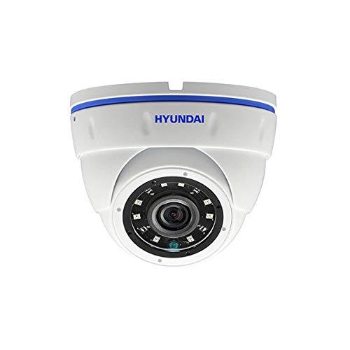 Hyundai Security - Telecamera da esterno Dome Hyundai 2MP 4 in 1 SMART IR 12 LED 15-20M - HYU-699