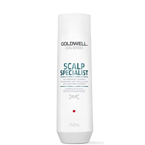 Goldwell Dualsenses Scalp Specialist Anti-Dandruff Shampoo, 1er Pack (1 x 250 ml)