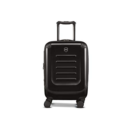Victorinox Spectra 2.0, Medium Expandable, 4 Wheeled Trolley Case, in Black {62-91 litres}
